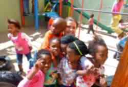 South Africa Childcare Volunteers