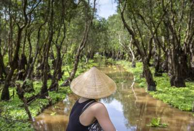 Explore the tranquil Mekong Delta