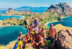 Bali Beaches and Komodo Islands