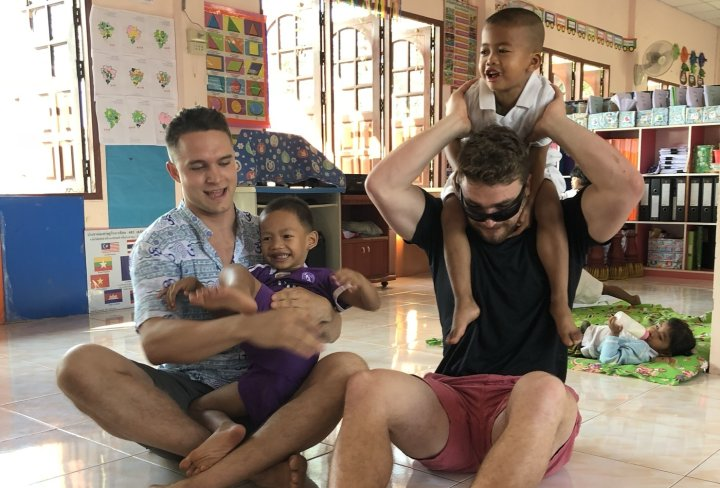 Thailand gap year volunteering