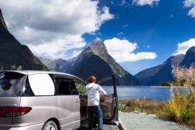 New Zealand Campervan Hire